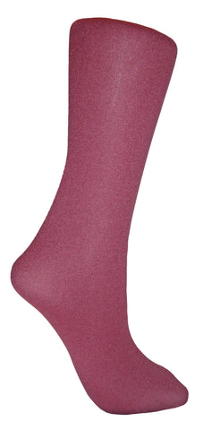 Soxtrot Knee High Solid - Cranberry