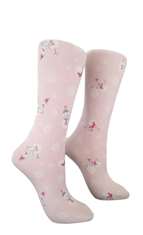 Soxtrot Kids Knee High - Frosty