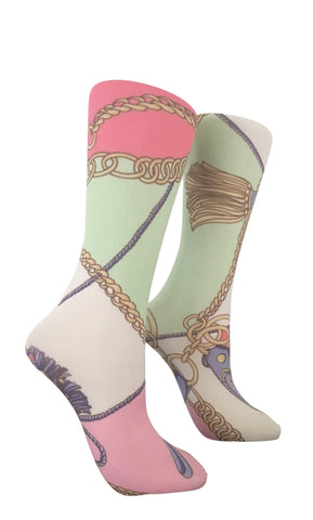 Soxtrot Kids Knee High - Luxury Tack