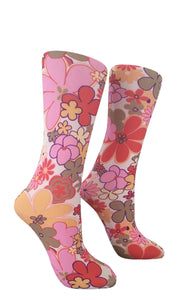 Soxtrot Kids Knee High - Rachel