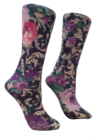 Soxtrot Knee High - Duchess