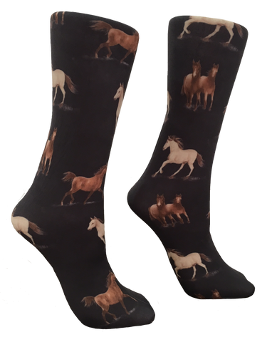 Soxtrot Knee High - Equine Nights