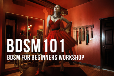 BDSM101 WORKSHOP