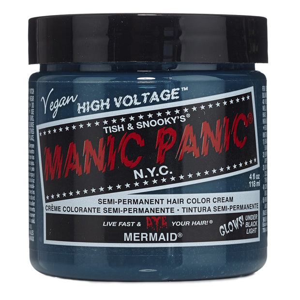 Mermaid - Classic High Voltage, Accessories, Manic Panic, Club Freak for Goth and Fetish Fashion