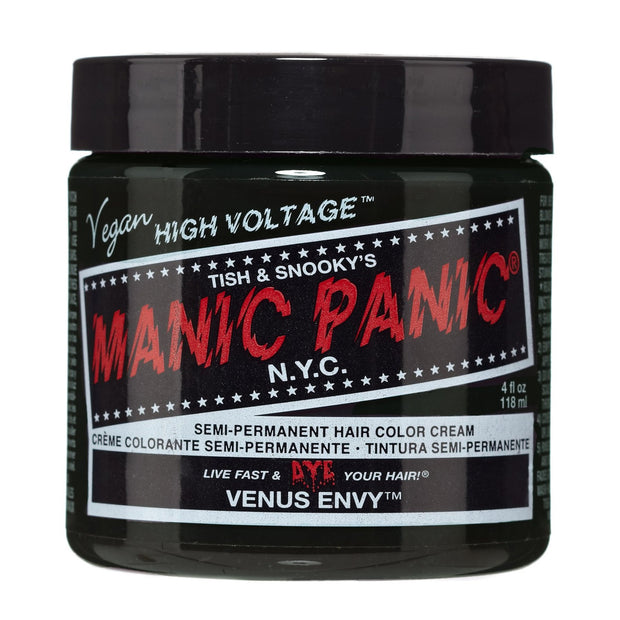 Venus Envy - Classic High Voltage, Accessories, Manic Panic, Club Freak for Goth and Fetish Fashion