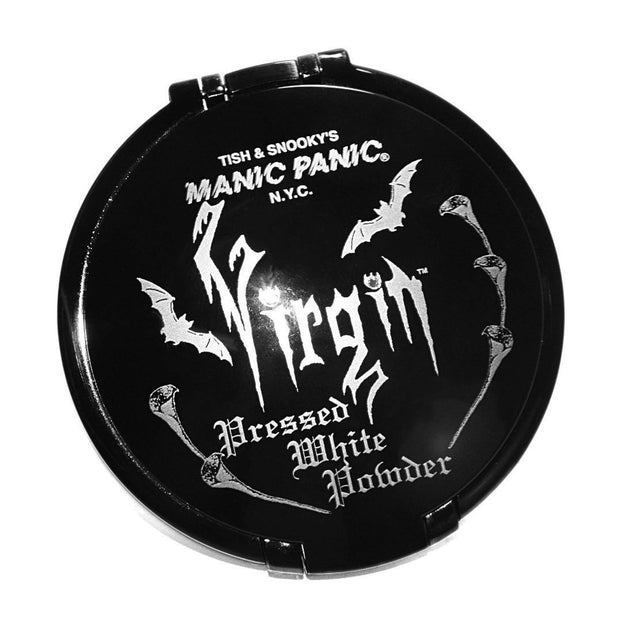 Manic Panic Virgin Pressed Powder, Accessories, Manic Panic, Club Freak for Goth and Fetish Fashion