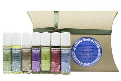Kit Vida al Completo - Set Roll-on Aromaterapia