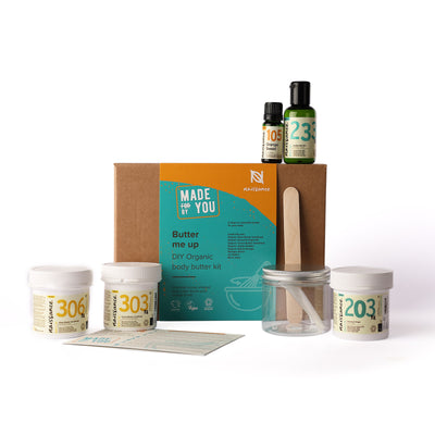 Butter Me Up - Kit DIY Manteca Corporal BIO