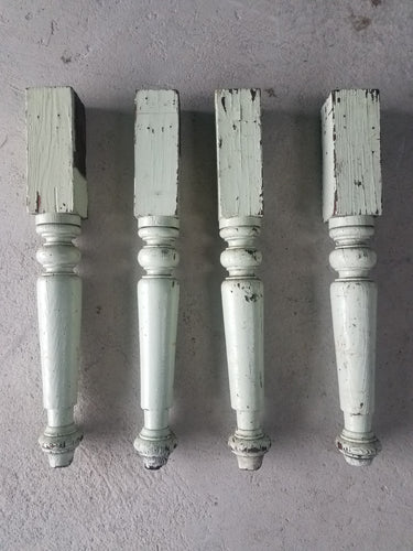 Farm Table Legs, Set Of 4