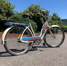 Load image into Gallery viewer, 1950's Hiawatha Americana Bicycle