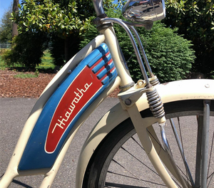 1950's Hiawatha Americana Bicycle