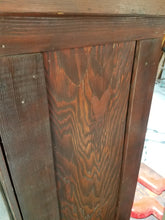 Load image into Gallery viewer, Fir Craftsman Style Bookcase Cabinet