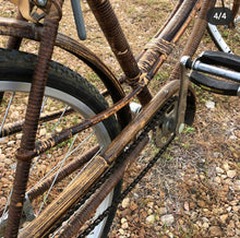 Load image into Gallery viewer, Rattan Wicker Women's Bicycle