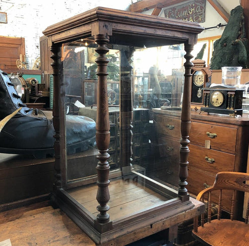 Tabletop Showcase Circa 1890s