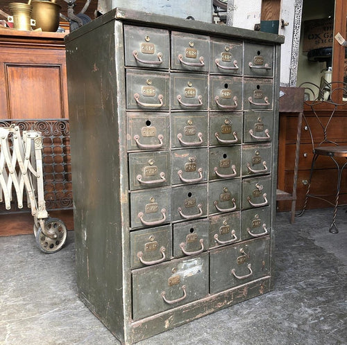Bank Vault Drawers-American Bank Supply, Illinois