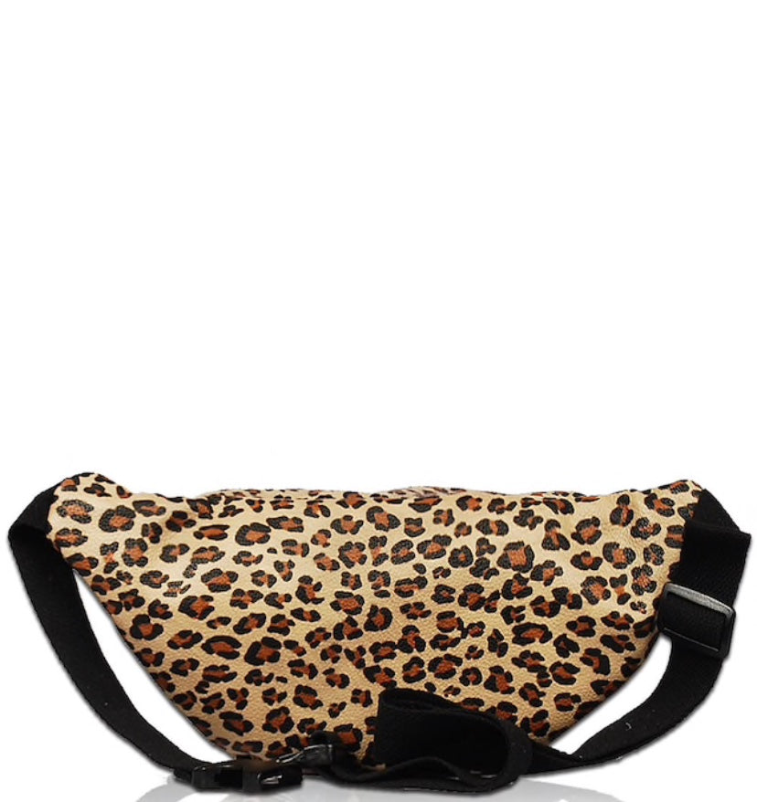 Animal Print Fanny Pack