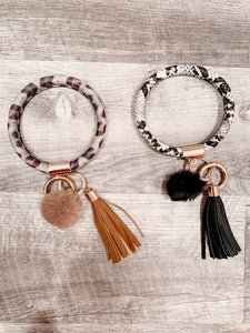 Keychain Bangle