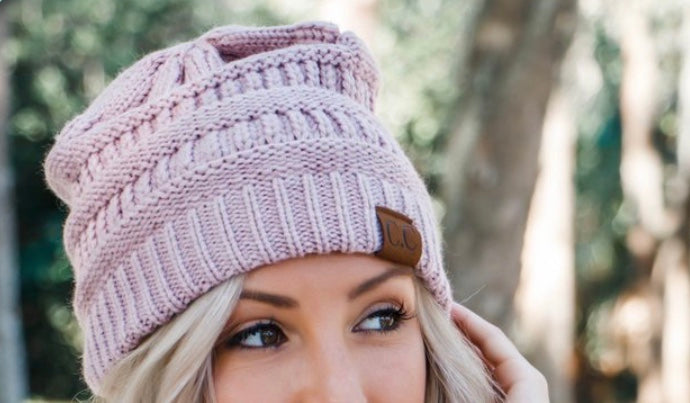 CC Beanie (more colors)