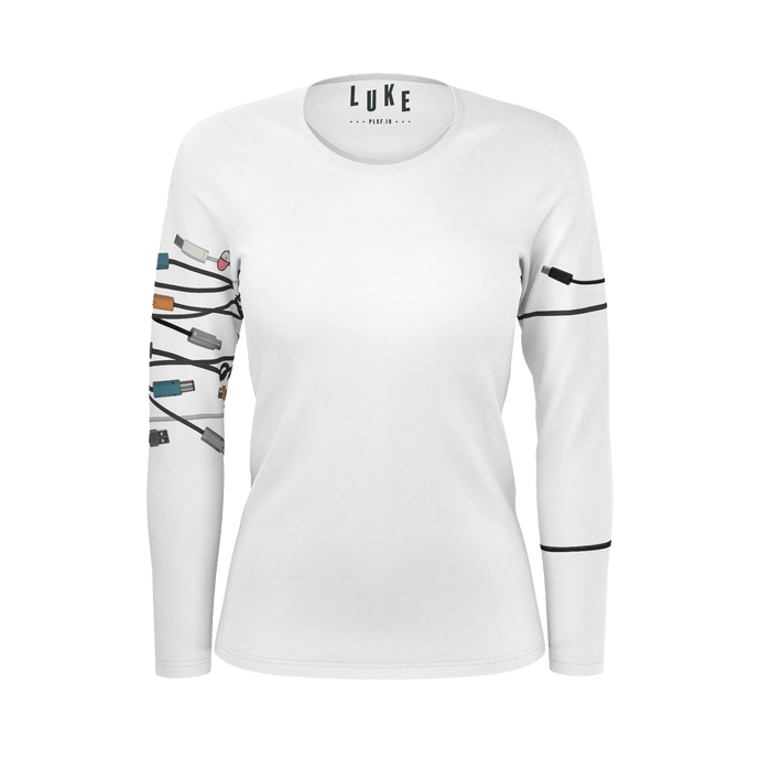 Tangled - Women's Long Sleeve