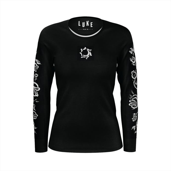 Carnivore Long Sleeve Women's Black