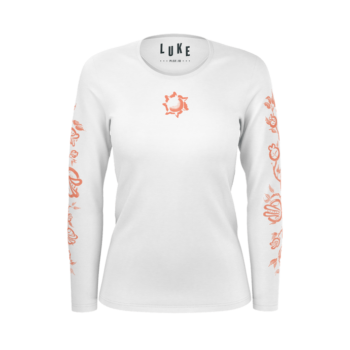 Carnivore Long Sleeve Women's Red