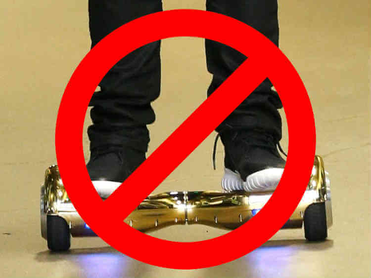 Are Hoverboards illegal? (Everything You Need to Know)