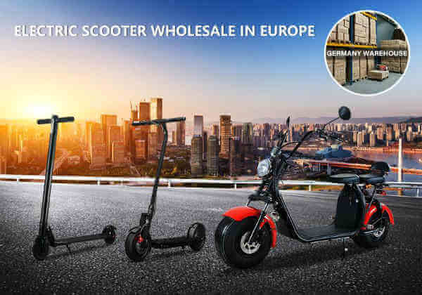 Best electric scooter wholesale supplier in Europe 2018