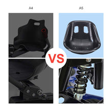 A5 Hover Kart Go Kart Seat Extension for 6.5-10 Inch Self Balance Scooter