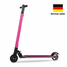 Electric Scooter 601 6.5inch Wheels Foldable City E-Roller Pink