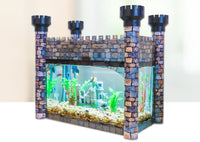 Aquarium Decorative Cover Banner - Aquaterra Tank Decor