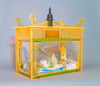 Aquarium Decorative Cover - Yellow - Aquaterra Tank Decor