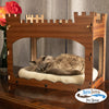 Pet Bed - Castle - Deluxe