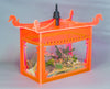 Aquarium Decorative Cover - Orange - Aquaterra Tank Decor