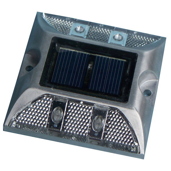Dock Edge HD Aluminum Solar Dock Lite [96-263-F]