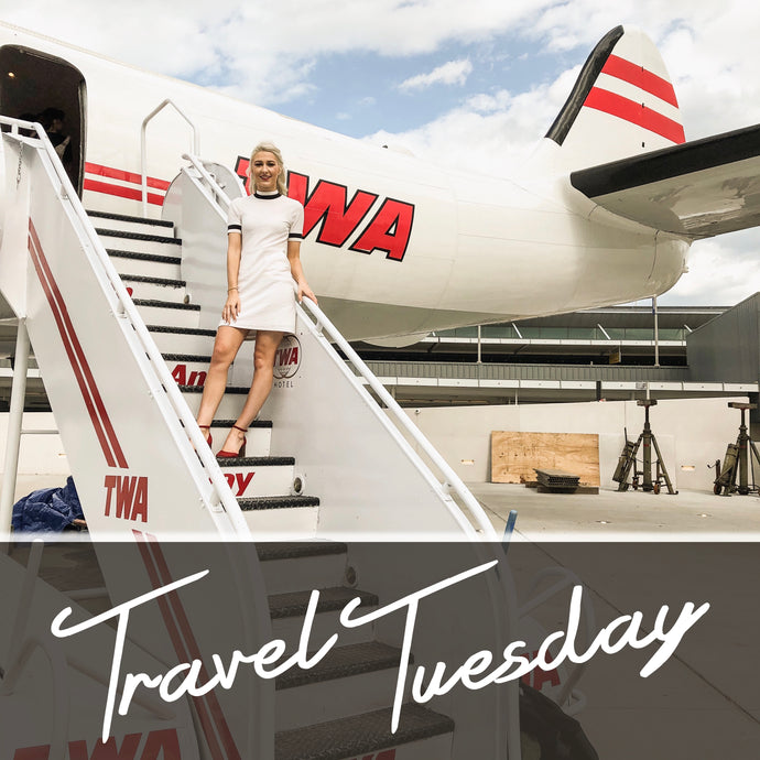 The TWA Hotel from the Eyes of Kat