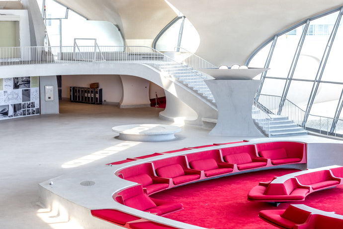 Iconic TWA Hotel Opens It's Doors