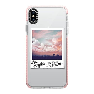 Travel Suppliers Plus Casetify Collection - Los Angeles Polaroid The City of Dreams