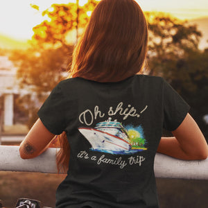 Oh Ship! T-Shirt - Travel Suppliers Plus