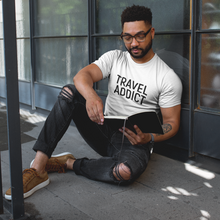 Load image into Gallery viewer, Travel Addict T-Shirt - Travel Suppliers Plus