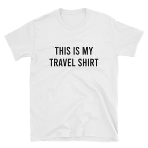 This Is My Travel Shirt - Travel Suppliers Plus