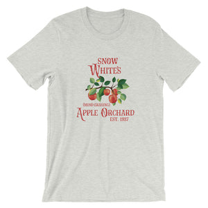 Snow White's Apple Orchard T-Shirt (Unisex) - Travel Suppliers Plus