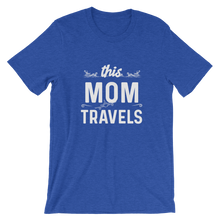 Load image into Gallery viewer, This Mom Travels T-Shirt - Travel Suppliers Plus