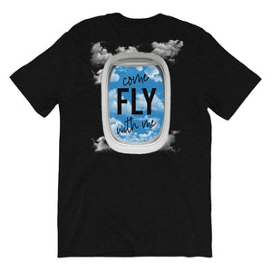 Come Fly With Me T-Shirt - Travel Suppliers Plus
