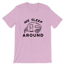 Load image into Gallery viewer, We Sleep Around T-Shirt - Travel Suppliers Plus