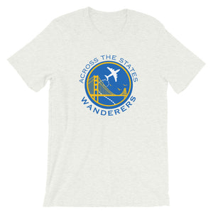 Across The States Wanderers T-Shirt - Travel Suppliers Plus