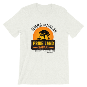 Simba & Nala's Pride Land Safari T-Shirt - Travel Suppliers Plus