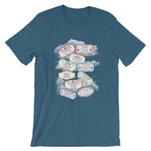 Load image into Gallery viewer, Everywhere Is On My List T-Shirt - Travel Suppliers Plus