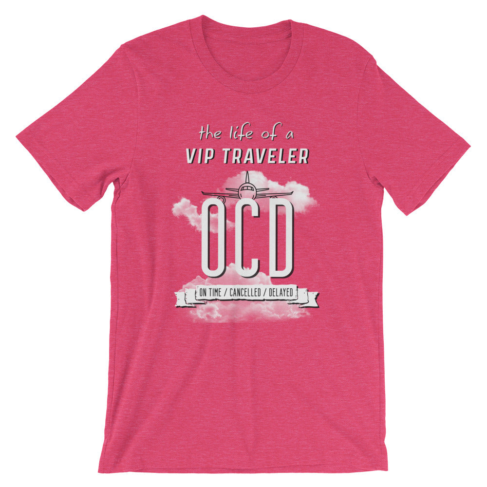 OCD Life T-Shirt - Travel Suppliers Plus