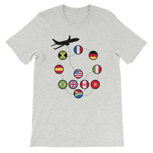 Load image into Gallery viewer, Travel Goals T-Shirt - Travel Suppliers Plus