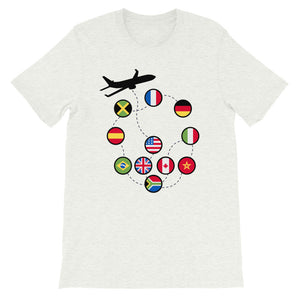 Travel Goals T-Shirt - Travel Suppliers Plus